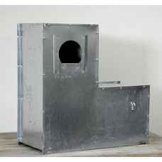 Un-Assembled Large Boot Box  24x24x12