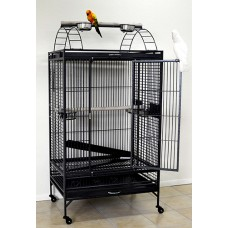 Medium Play-top cage