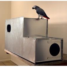Assembled Special Macaw Nest Box 45x21x15