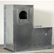 Assembled Small Boot Box 16x16x8