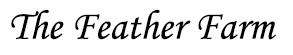 The Feather Farm